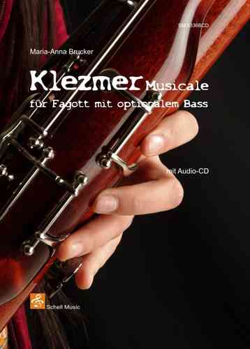 Klezmer Musicale/ Fagott & Bass (optional)/ CD