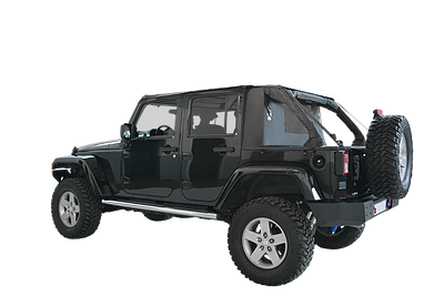 Cargo-Set für Ultimate Top - JKU Suntop