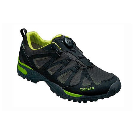 NEVADO LOW BOA GTX – BLACK/LIME
