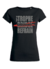 "T-Shirt ""Strophe Bridge Refrain"" (Women)"