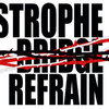 Strophe Bridge Refrain (alle Songs)