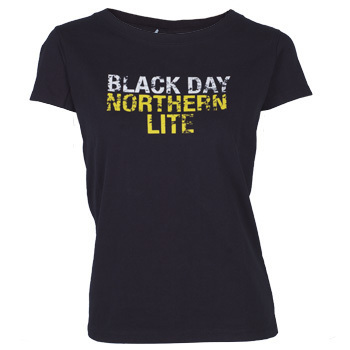 Northern Lite - Black Day Girl (Shirt)