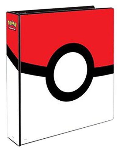 Pokemon 3-Ring Binder/Album Pokeball