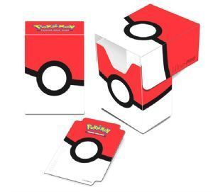 Pokémon Pokeball Deck Box