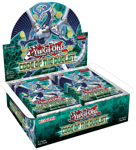 Yugioh! Code of the Duelist Display