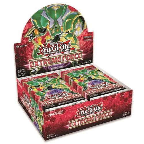 Yugioh! Extreme Force Display