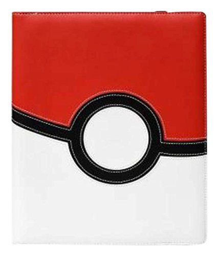 Pokeball 9-Pocket PRO-Binder EX