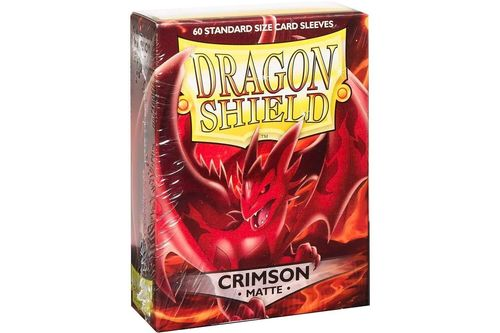 Dragon Shield 60 Small Sleeves Matte