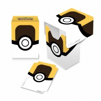 Pokemon Ultraball Deckbox (bis zu 82 Karten)