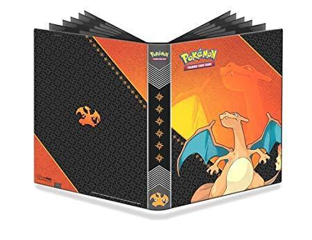 Pokemon Charizard Pro Binder (360 Karten)