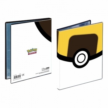 Pokemon Ultra Ball 9/4 Poket Portfolio