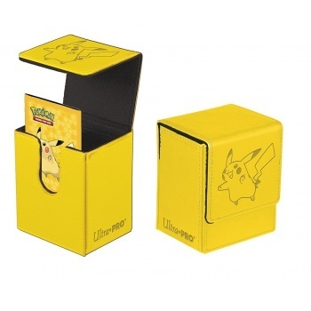 Pokemon Pikachu Flip Box