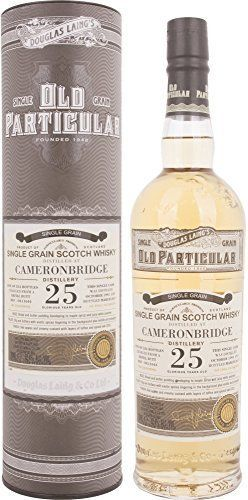 Douglas Laing Cameronbridge Old Particular Single Grain 25 Years