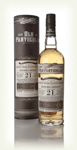 Douglas Laing Invergordon Single Grain 21yo