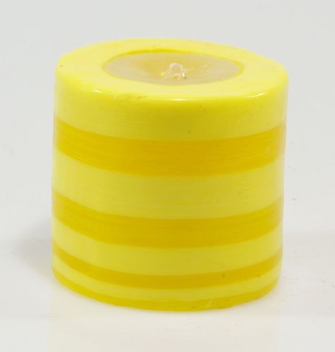 Pillar mini Lollipop gelb