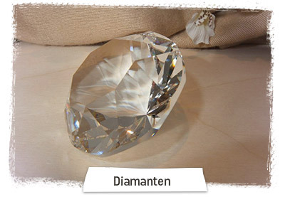 Extras-Diamanten