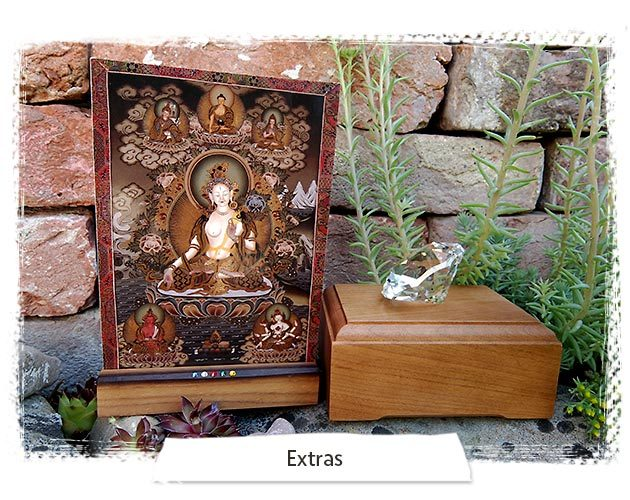 Der Shop für Meditation und Freude - Extras