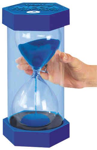 Gigasanduhr 15min Blau