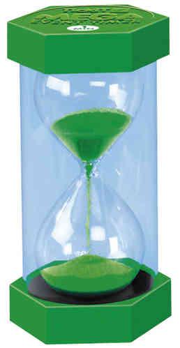 Gigasanduhr 30min Grün