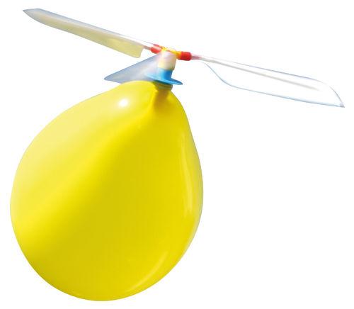 Ballon Helikopter - Geschenk