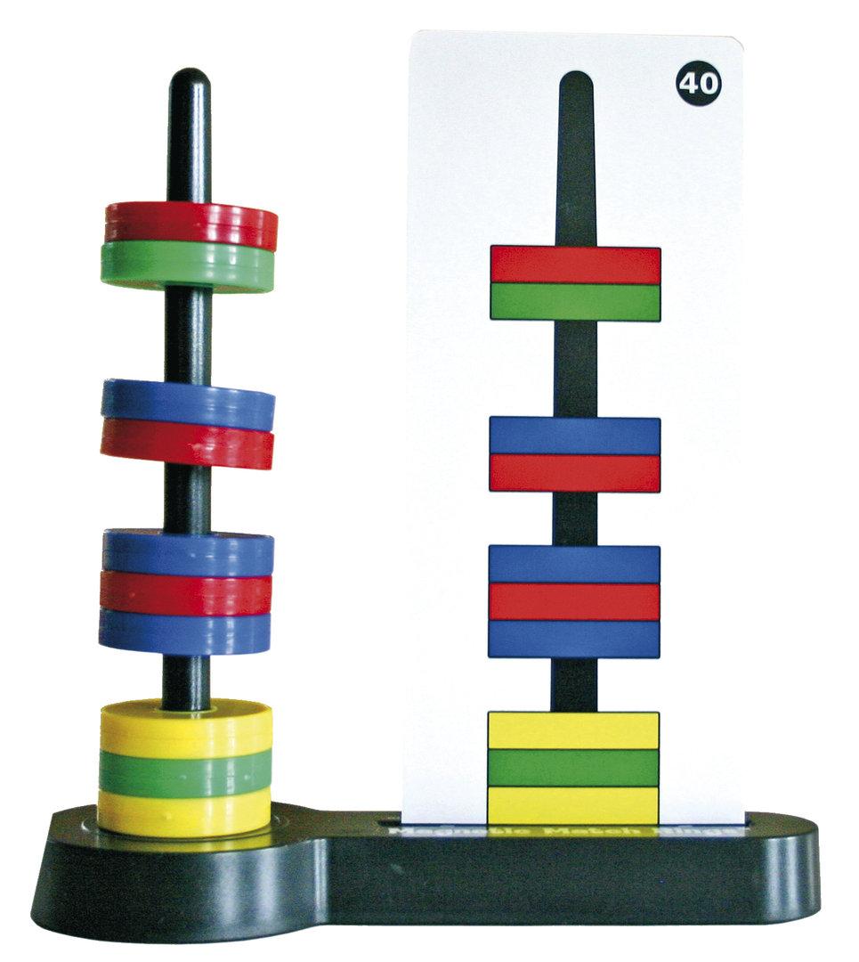schwebende ringe magnete - kindergartenherrmann
