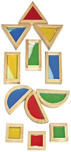 Blocks mit Sand