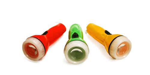 Minitaschenlampe - Taschenlampe - Licht -  TOP