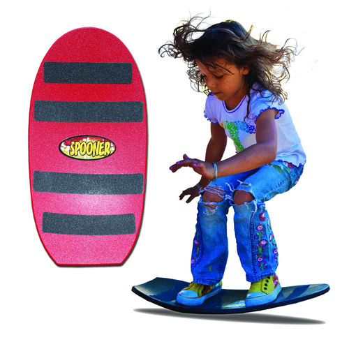 Spoonerboard - Funboard - Schneebrett - Rutscher -Gras - Sand - TOP
