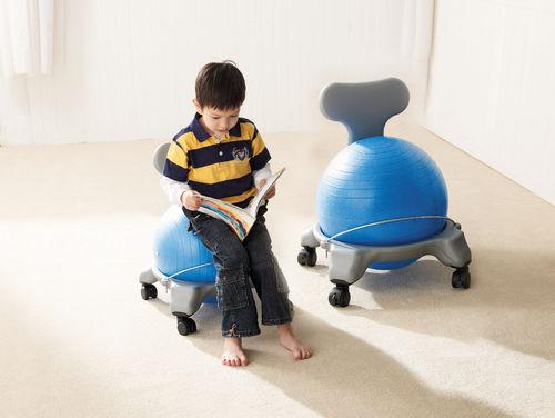Ball  - Stuhl mit Rollen