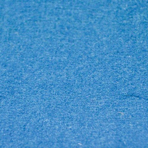 Teppich flammhemmend Farbe Blau 200 x 300 cm - Gruppenraum