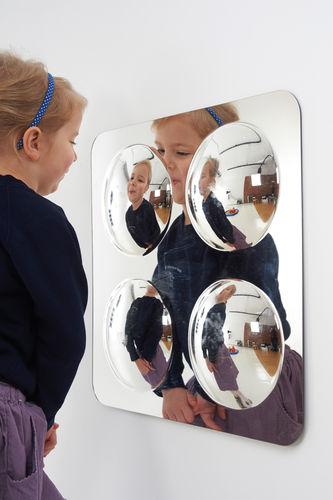 Spiegel Convex 4, klein