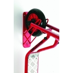 Wandaufhängung für Roller