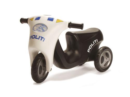 Polizei Scooter Fahrzeug