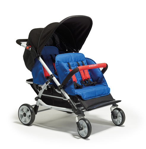 Buggy 4 Kids ST 4 - für 4 Kinder Neues Design