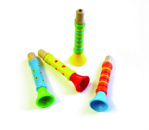 Trompete Tröte  12 cm