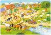 Puzzle Bauernhof 45 x 30 cm
