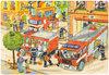 Puzzle Feuerwehr 45 x 30 cm