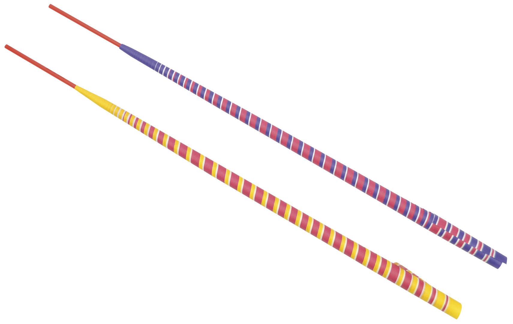 Papierschwert- Teleskop-Effekt