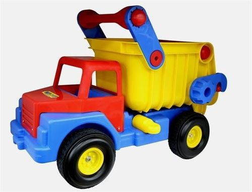 TRUCK NO ONE  - MIT GUMMIREIFEN -  Kita Fahrzeug