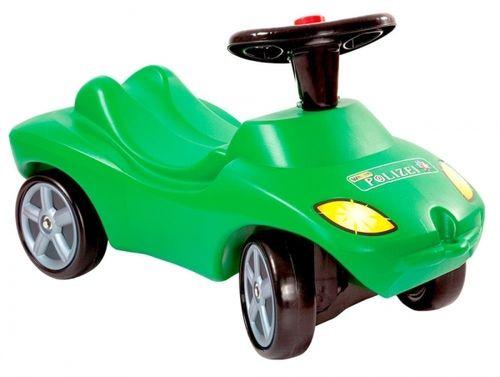 Rutscher Car Polizei mit Hupe - TOP