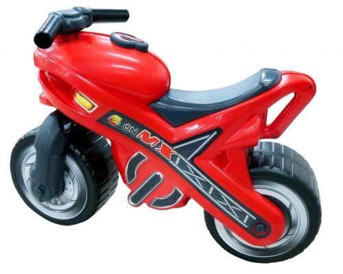 Motorrad Rutscher -  Set 2 für Kinder 3-5 Jahre