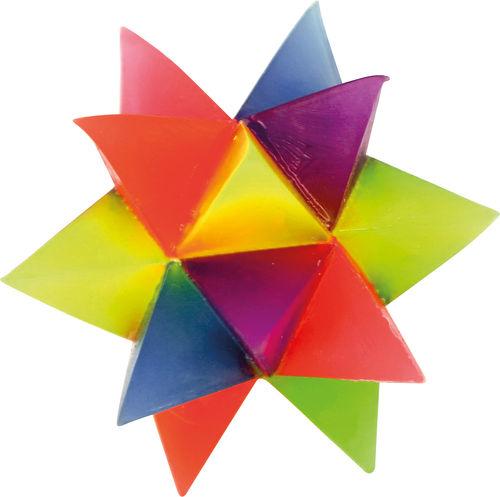 Leuchtflummi Kristall - Geschenk