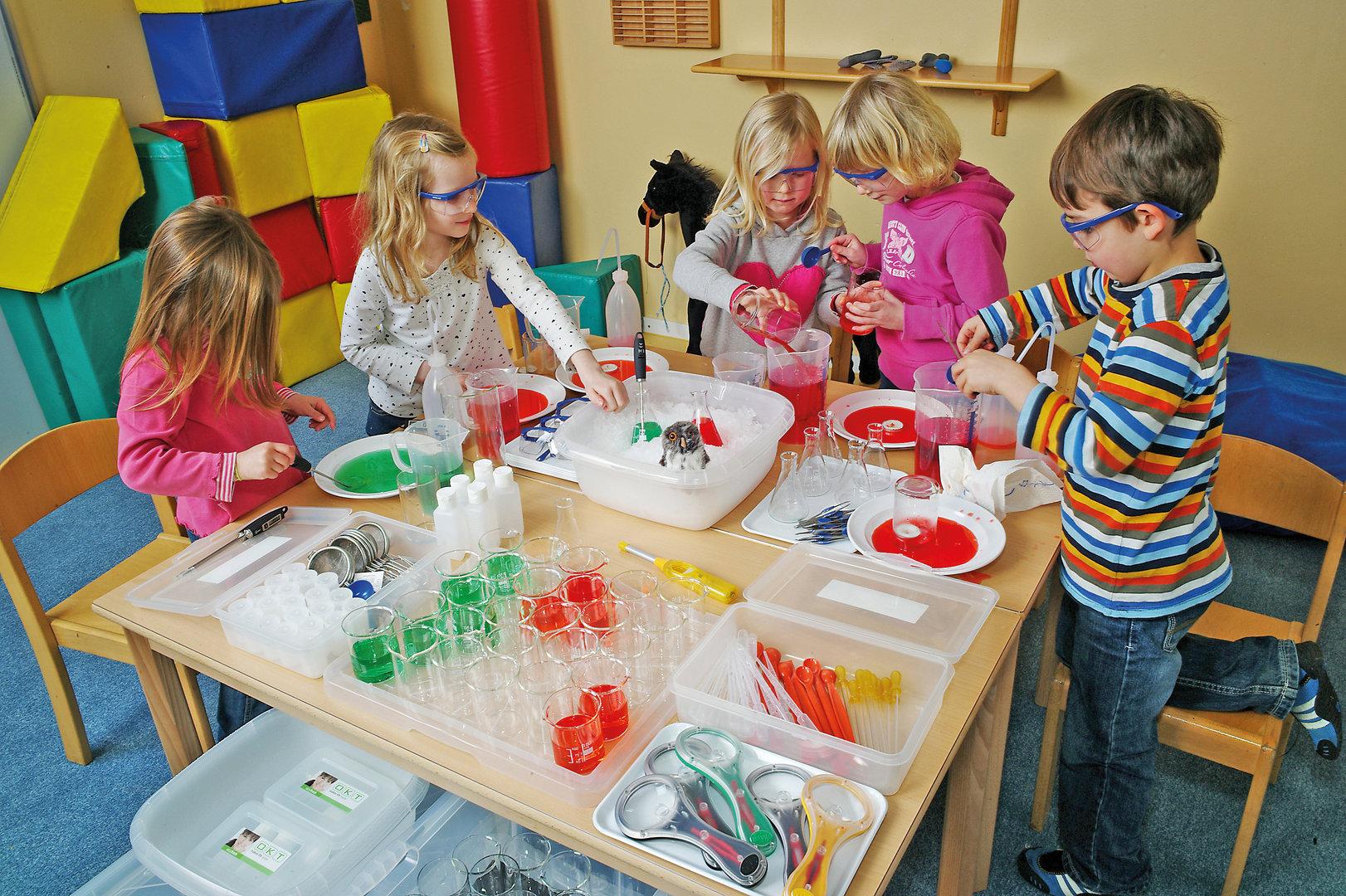 Winlab Forscher Kids Set - 87 Teile Experimentierset