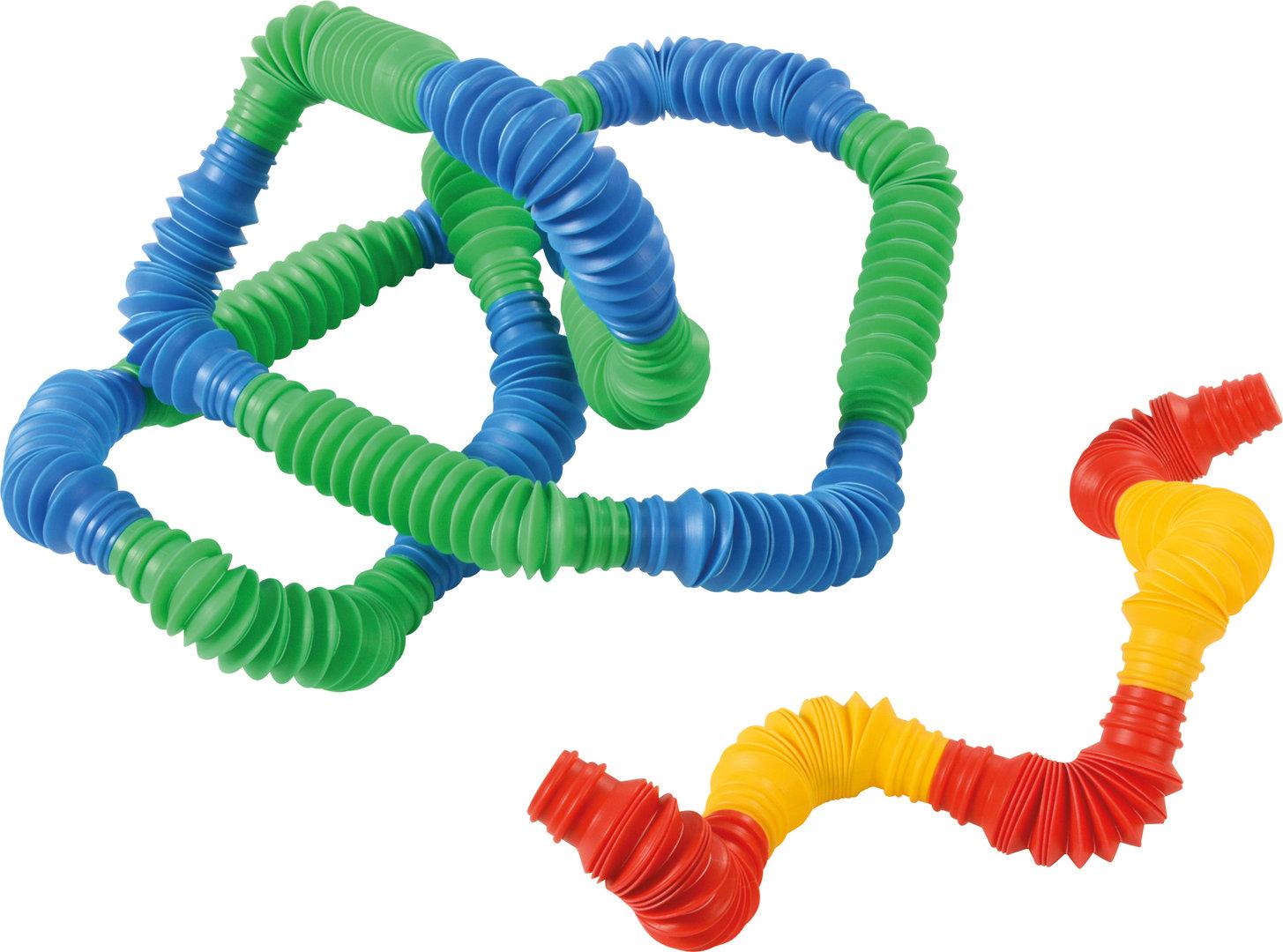 Flexröhrenset 80 Teile - Konstruktionsmaterial TOP Ziehröhren
