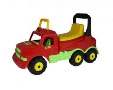 Rutscher , Rutscherauto Truck Racer