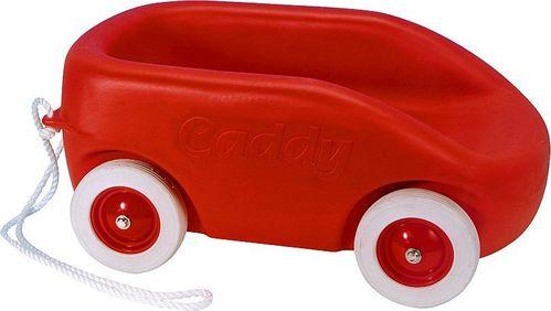 Caddy - Zieh und Spielwagen