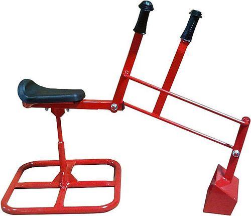 Sitzbagger - extrem stabil