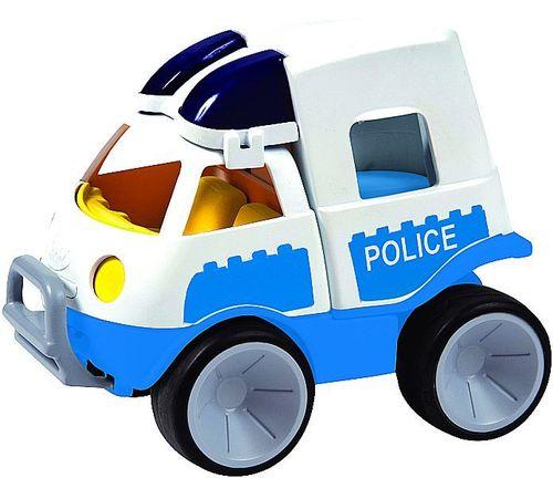 Baby Auto Polizei U3 - GOWI