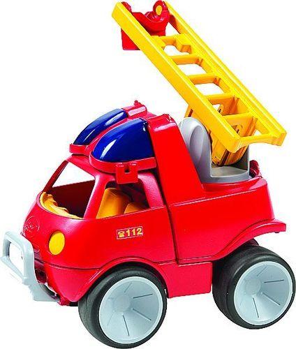 Einsatzfahrzeuge Set 3 Baby Mini Polizei Feuerwehr Krankenwagen