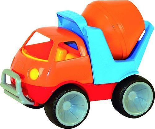 Baustellenfahrzeuge Set 3 Baby Mini Mischer Kipper Baustellenfahrzeug